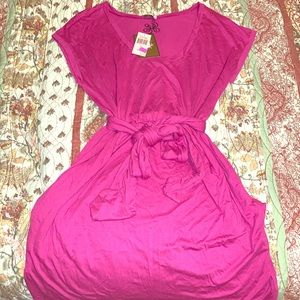 Juicy Couture T-Shirt Dress 🆕 W/ free gift